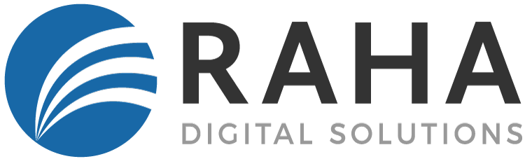 Raha Digital Solutions Logo